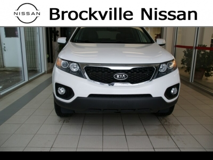 2013 KIA SORENTO EX at Brockville Nissan in Brockville, Ontario