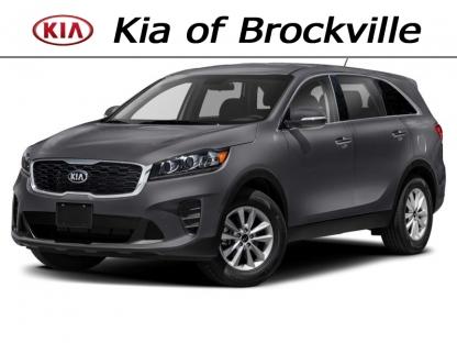 2020 KIA Sorento LX + V6 at Kia of Brockville in Brockville, Ontario