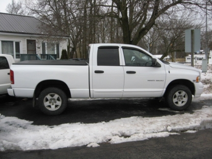 2005 Ram 1500 Sle 4x4 At O Neil S Auto Sales In Odessa