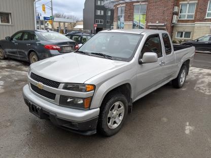 2010 Chevrolet Colorado LT Ext Cab at Clancy Motors in Kingston, Ontario