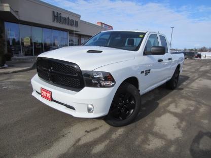2019 RAM 1500 Classic ST at Hinton Dodge Chrysler in Perth, Ontario