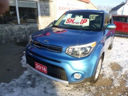 2018 KIA Soul EX at Edgetown Motors in Smith's Falls, Ontario