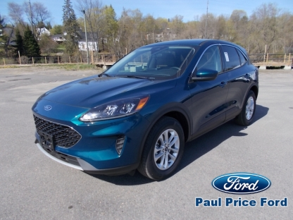 2020 Ford Escape SE AWD at Paul Price Ford in Bancroft, Ontario