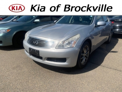 2008 Infiniti G35 LUXURY AWD at Kia of Brockville in Brockville, Ontario