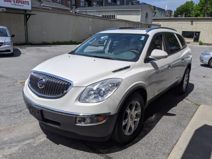 2009 Buick Enclave CXL AWD 7Passenger at Clancy Motors in Kingston, Ontario