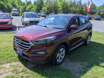 2017 Hyundai Tucson at Cornell's Auto Sales in Wilton, Ontario