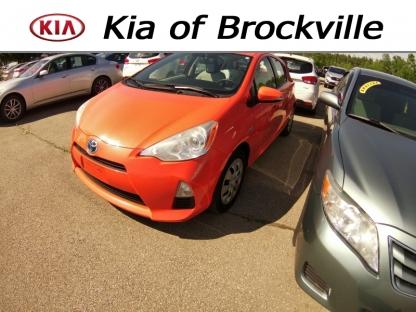 2013 Toyota Prius at Kia of Brockville in Brockville, Ontario