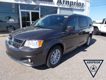 2020 Dodge Grand Caravan Premium Plus at Arnprior Chrysler in Arnprior, Ontario