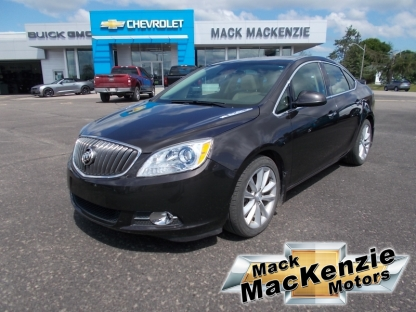 2016 Buick Verano Sedan at Mack MacKenzie Motors in Renfrew, Ontario