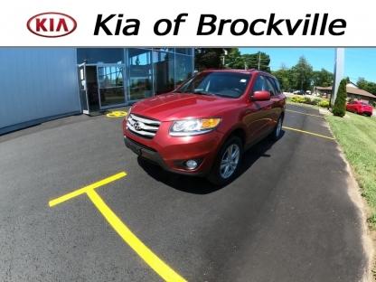 2012 Hyundai Santa Fe Sport SPORT at Kia of Brockville in Brockville, Ontario