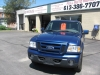 2010 Ford Ranger Sport extened cab 4x4