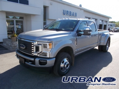 2020 Ford F-350 Super Duty Platinum SuperCrew 4x4 Diesel at Urban Ford in Arnprior, Ontario