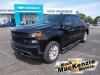 2020 Chevrolet Silverado 1500 Custom Crew Cab 4X4