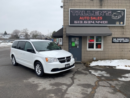 2014 Dodge Grand Caravan SE **NEW PRICE** at Tallen's Auto Sales in Kingston, Ontario