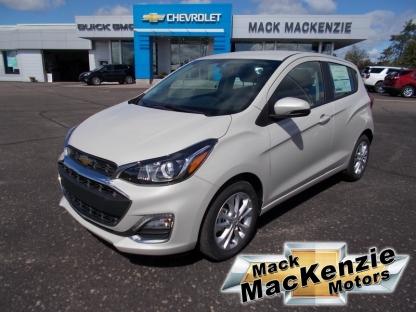 2021 Chevrolet Spark LT at Mack MacKenzie Motors in Renfrew, Ontario