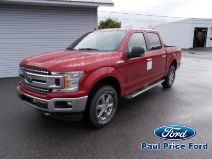 2020 Ford F-150 XTR Super Crew 4X4 at Paul Price Ford in Bancroft, Ontario