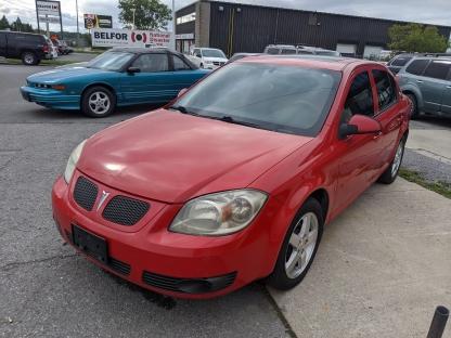 2009 Pontiac G5 Podium Edition at Petersen's Garage in Kingston, Ontario