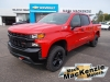 2020 Chevrolet Silverado 1500 Trail Boss Crew Cab 4X4 For Sale Near Smiths Falls, Ontario