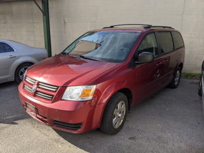 2010 Dodge Grand Caravan SE Stow & Go at Clancy Motors in Kingston, Ontario