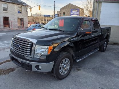2011 Ford F-150 XLT SuperCrew 4x4 at Clancy Motors in Kingston, Ontario