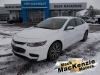 2017 Chevrolet Malibu LT For Sale Near Renfrew, Ontario