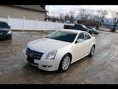 2010 Cadillac CTS-4 AWD PERFORMANCE PACKAGE at Lakeview Motors in Westport, Ontario