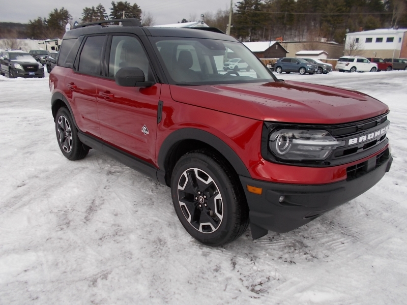 2021 Ford Bronco Sport Outer Bank AWD