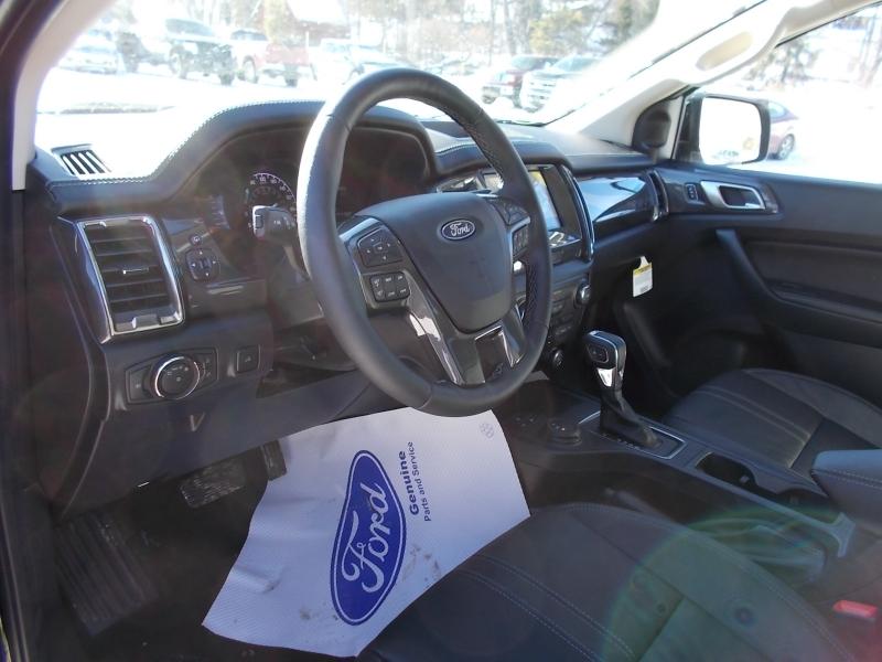 2021 Ford Ranger Lariat SuperCrew 4X4