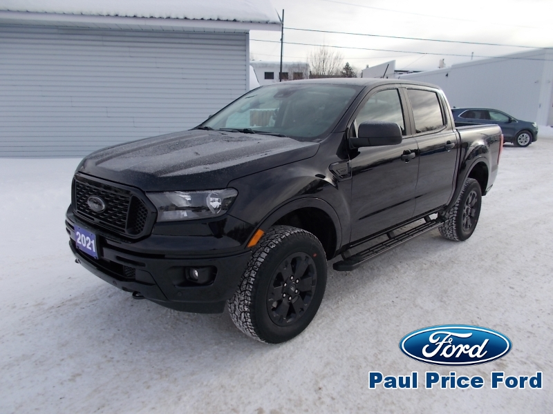 2021 Ford Ranger XLT SuperCrew 4X4