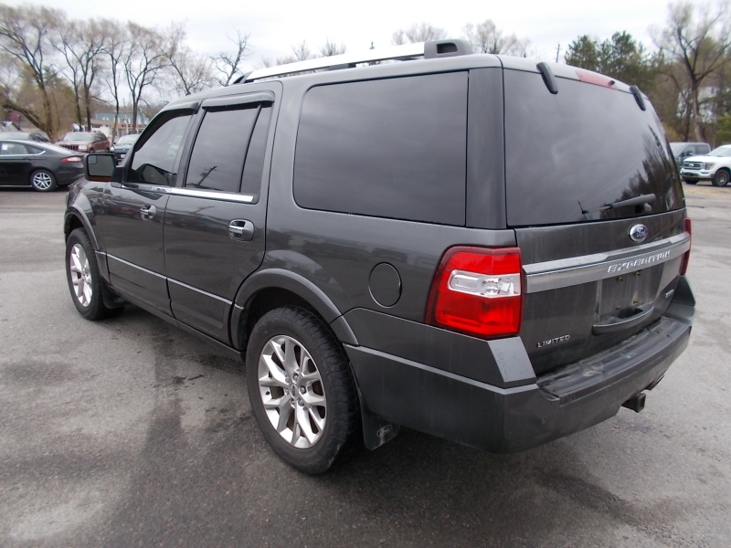 2016 Ford Expedition Limited 4X4