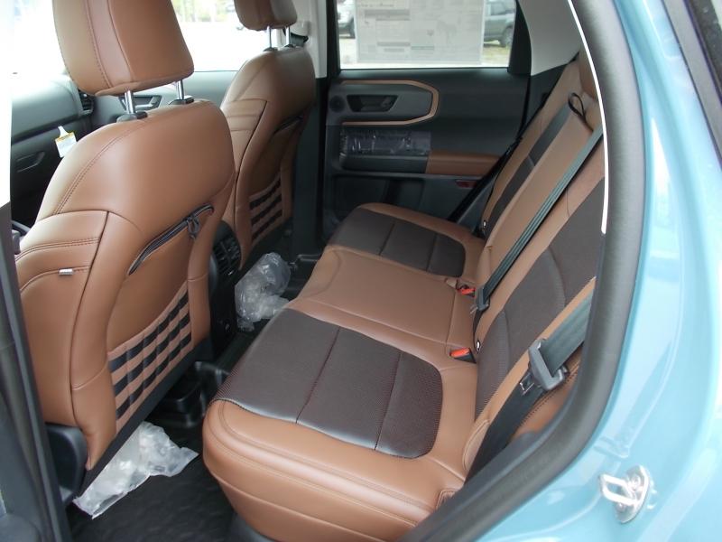2021 Ford Bronco Sport Badland 4X4