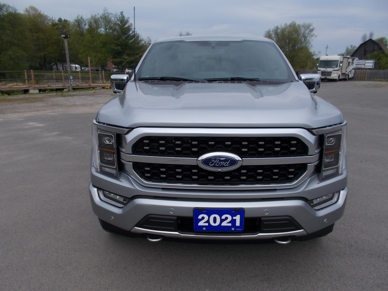 2021 Ford F-150 Platinum