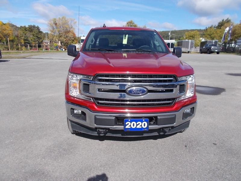 2020 Ford F-150 XLT SuperCab 4X4