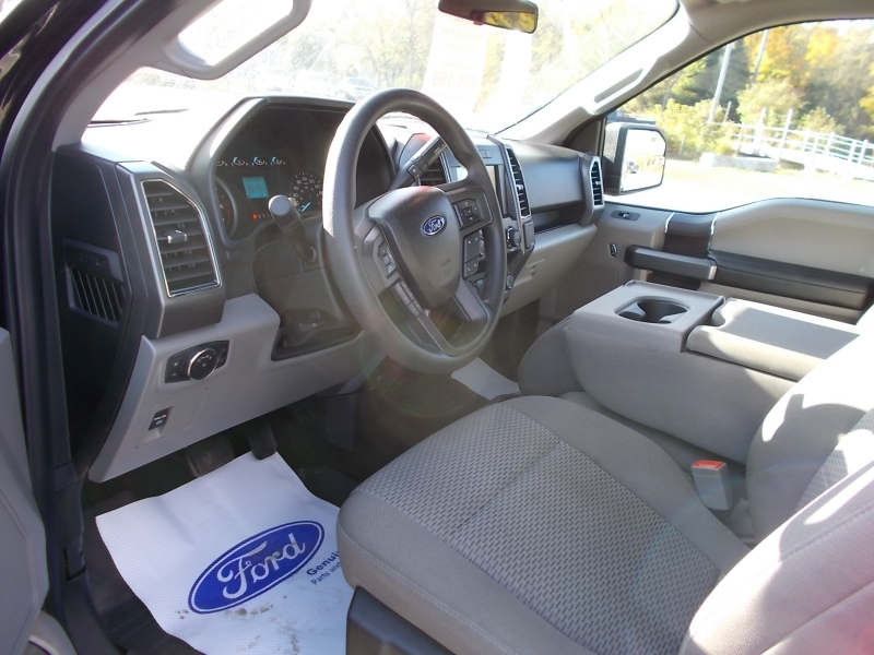 2019 Ford F-150 XLT SuperCrew 4X4