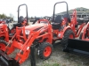 2013 Kioti CK20S HST Tractor, Loader and Backhoe For Sale Near Renfrew, Ontario