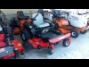 2012 Gravely ZT XL 48 CLEARANCE SPECIAL!! Zero turn mower 24HP For Sale Near Renfrew, Ontario