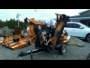 2010 Woods Tri-Plex Batwing Mower For Sale Near Renfrew, Ontario