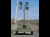 1980 Magnum 5060LMHE Diesel Generator Light Stand For Sale
