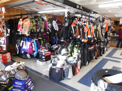 2018 Riding Apparel  Parts & Accessories Full Line for Sleds, ATV's & Bikes at Banville's in Petawawa, Ontario