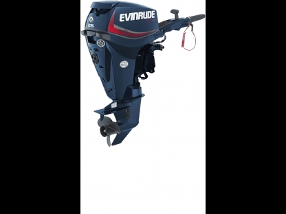 "Utility Trailers For Sale Ontario >> 2018 Evinrude E25DGTEAF ETEC 25HP Tiller EL/P 15"" at LD ..."