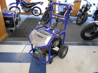 2020 Yamaha PW 4040 4000 PSI Pressure Washer at Banville's in Petawawa, Ontario