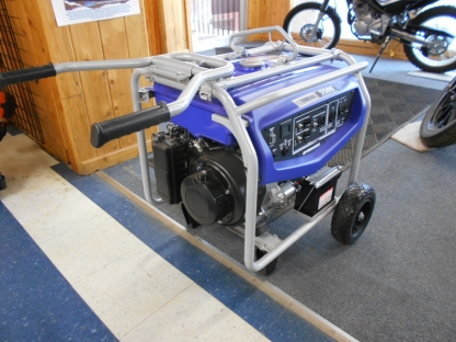 2018 Yamaha 5500 Generator at Banville's in Petawawa, Ontario