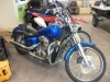 2007 Honda Shadow Cruiser
