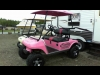 2005 Club Car Precedent Gas Cart with Upgrades For Sale