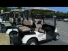 2010 E-Z-GO Golf Cart Electric Cart with Backseat Upgrade For Sale