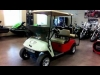 2010 E-Z-GO Used Gas Golf Cart with Backseat For Sale