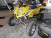 2005 Suzuki Quad Sport 250 For Sale Near Barrys Bay, Ontario