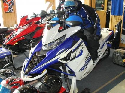 2016 Yamaha SR Viper LTX SE at Banville's in Petawawa, Ontario