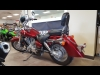 2005 Honda 750 Shadow With Windshield & Backrest