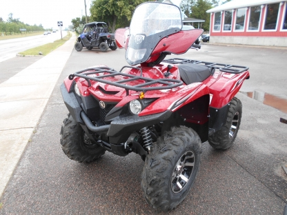 2016 Yamaha Grizzly Special Edition 700 EPS at Banville's in Petawawa, Ontario
